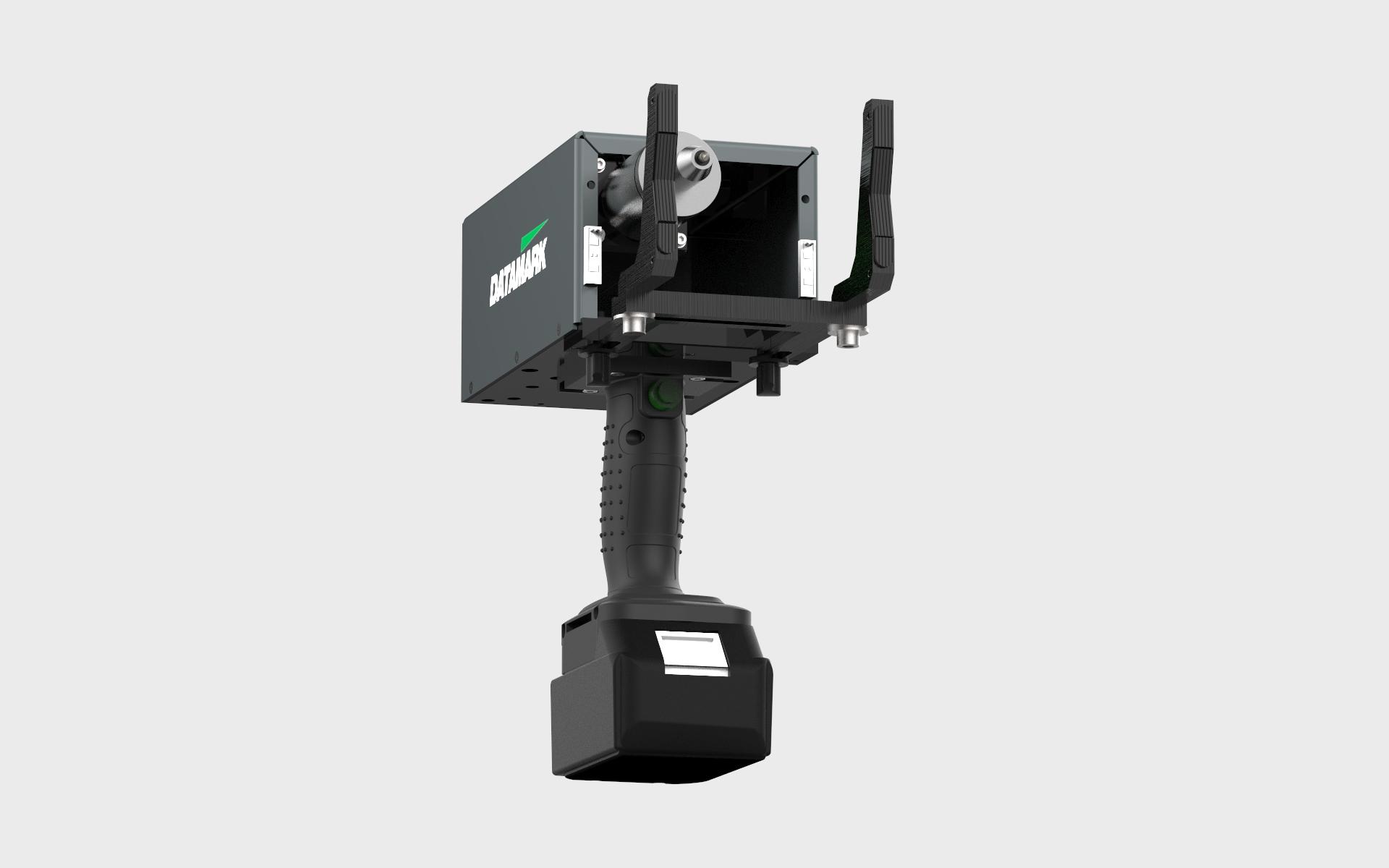 Sistema de marcado portátil por micropercusión Datamark