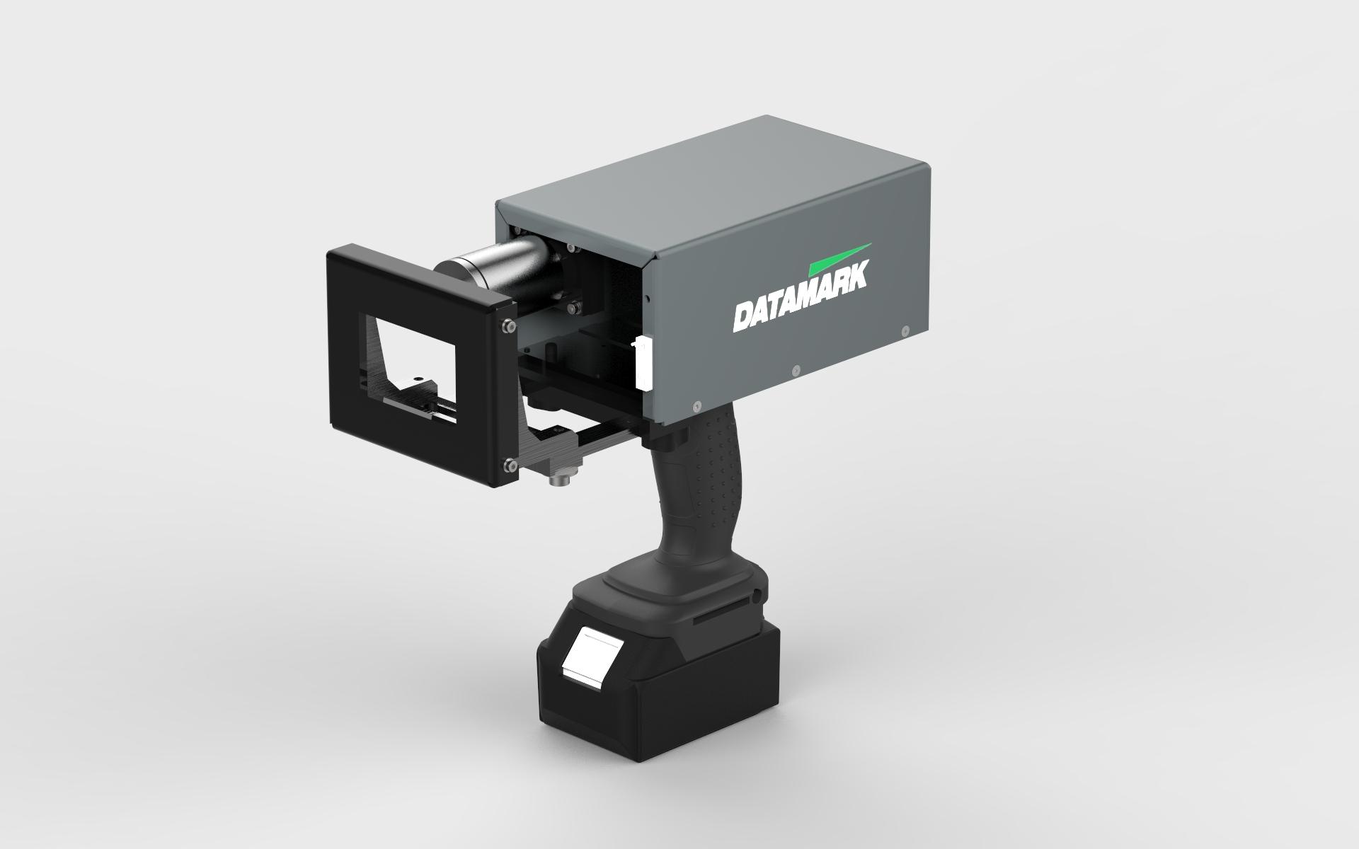 Marcador de micropunción portátil Datamark