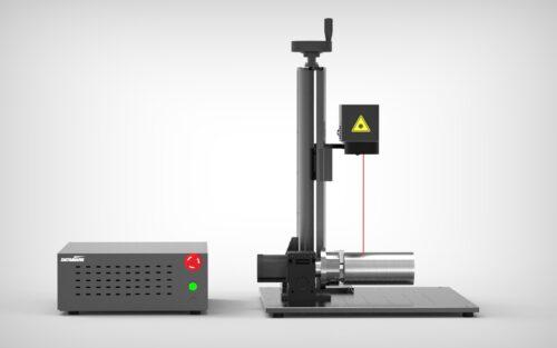 Marcadora de piezas por láser Datamark FL-20