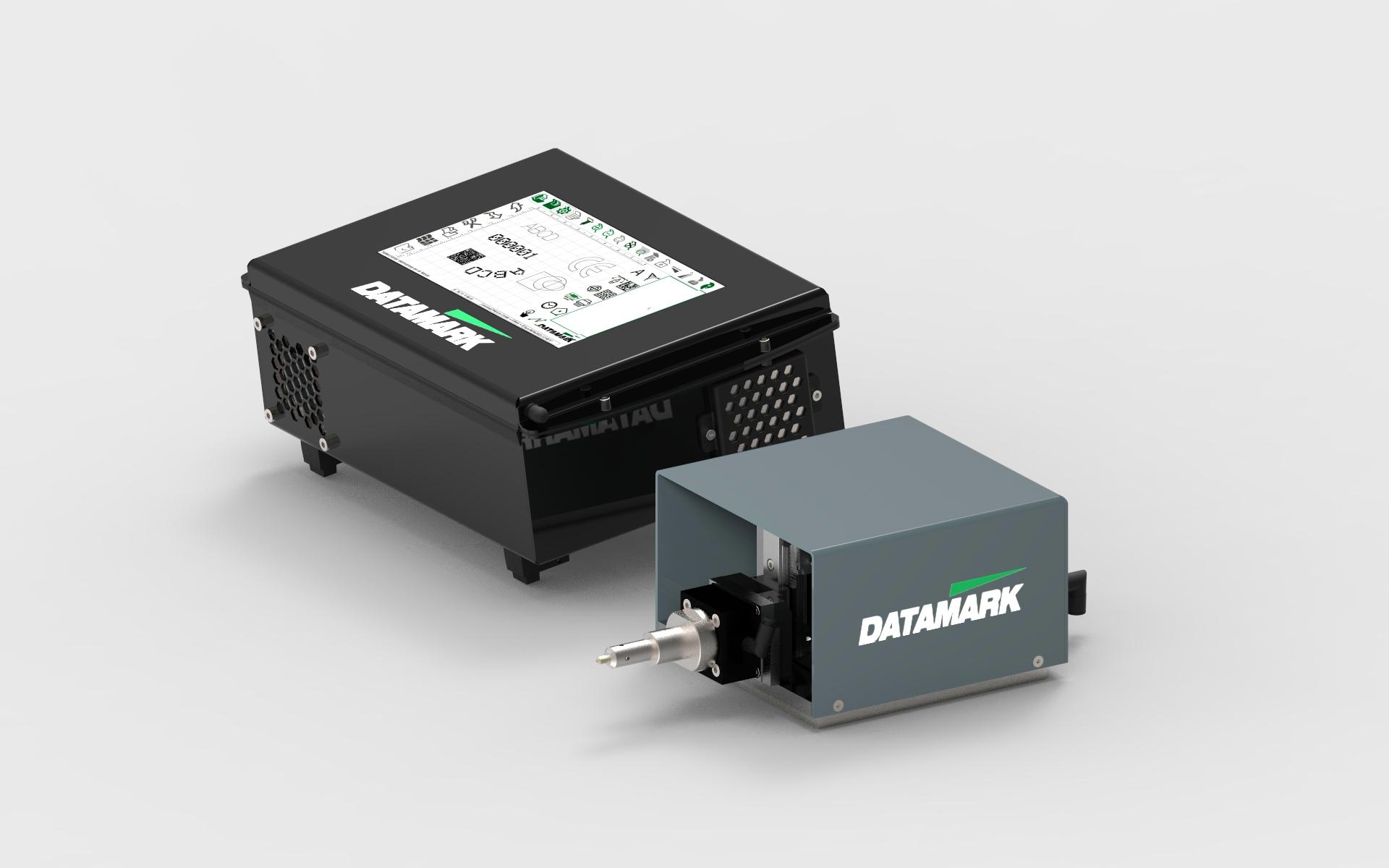 Sistema de marcaje automático de piezas Datamark MP-80
