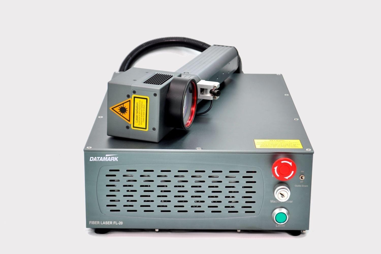 Máquina de marcaje y grabado de piezas por laser Datamark FL-20