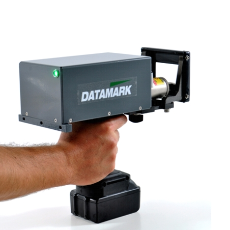 Marcadora portátil de micropercusión sin cables